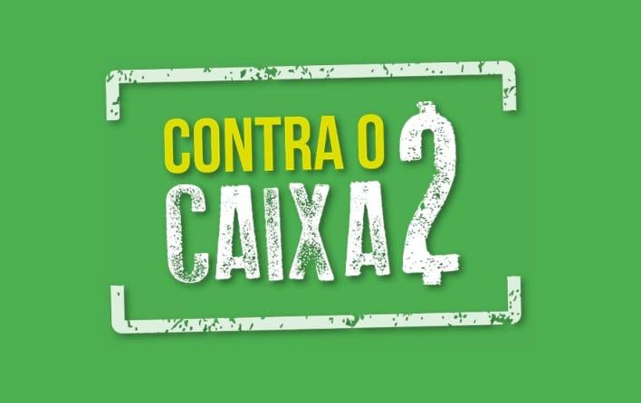 NÃO À ANISTIA AO CAIXA 2!!!