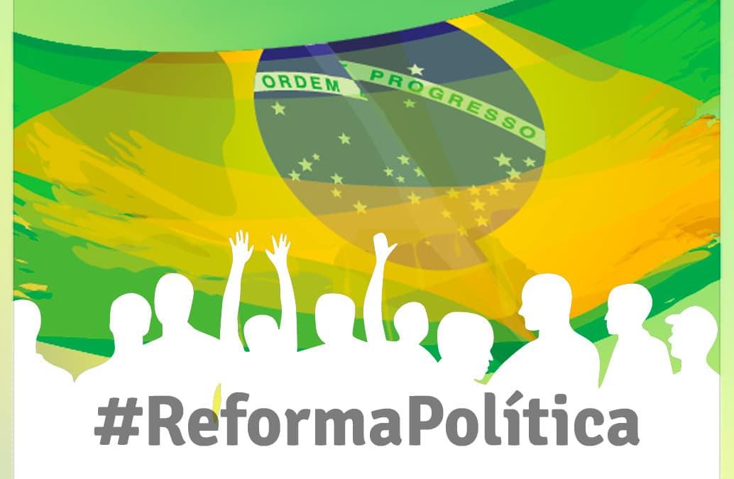 A urgência da reforma política