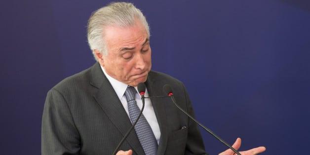 POPULARIDADE DE TEMER: SÓ 2% DOS BRASILEIROS APROVAM PRESIDENTE GOLPISTA