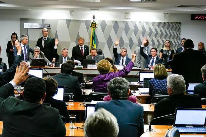 REFORMA TRABALHISTA PASSA NA CCJ, MAS GOVERNO SE DESMORALIZA