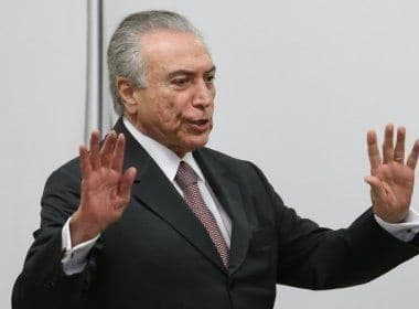 DESAPROVAÇÃO DE MICHEL TEMER CHEGA A 94% DA POPULAÇÃO