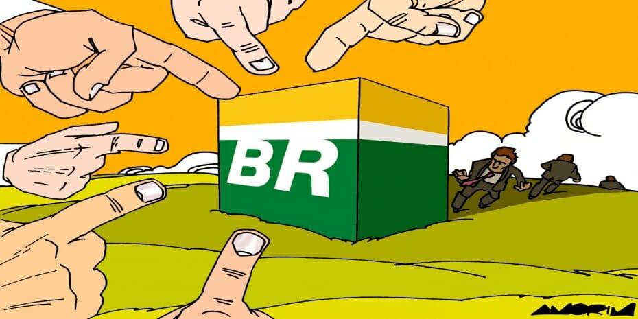 Crise na Petrobras foi inventada para justificar venda de ativos